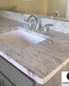 Blat łazienkowy A4