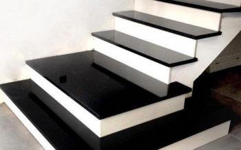 Schody z granitu A