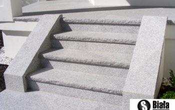 Schody z kamienia B2