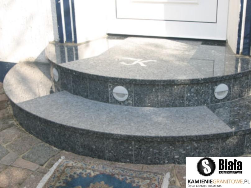 Schody z kamienia A5