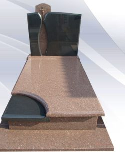 Nagrobek granitowy A1