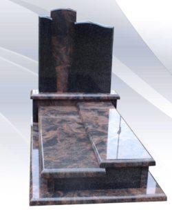 Nagrobek granitowy A2